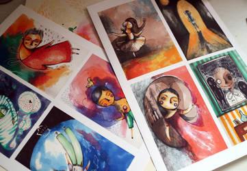Prints by LucyBumpkinova