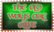 The Old Ways Stamp by Leathurkatt-TFTiggy
