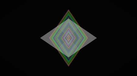 Simple Square by NatureFractal