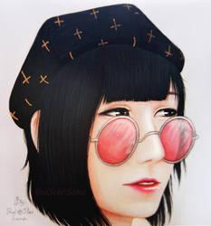 Nao portrait by RedStar-Sama