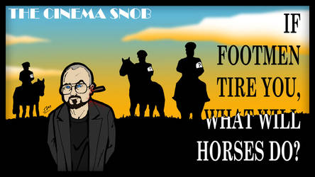 If Footmen Tire You What Will Horses Do? by ShaunTM