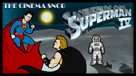 Superman IV: The Quest for Peace by ShaunTM