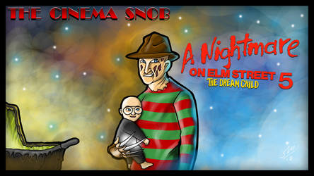 A Nightmare on Elm Street 5: The Dream Child by ShaunTM