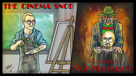 Wes Craven's New Nightmare by ShaunTM