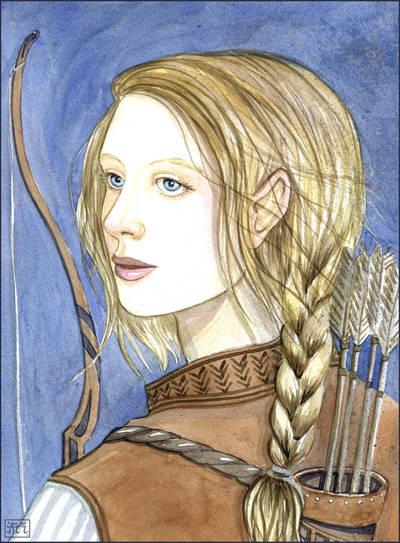 Vanora by Leochi