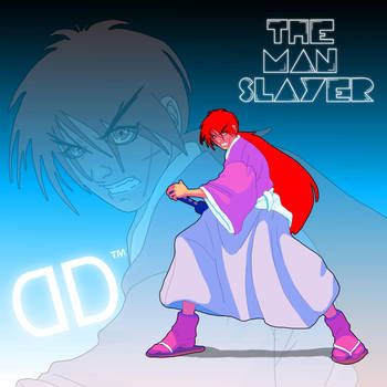 Kenshin Himura | B A T T O U S A I |The Man Slayer by David-Dennis