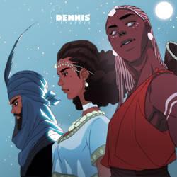LEGENDS by David-Dennis