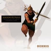 Amanirenas by David-Dennis
