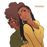 Sisters by David-Dennis