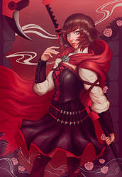 Ruby Rose by gtneoart
