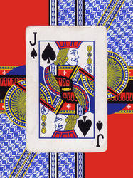 Jack of Spades - Overspill by placid-world