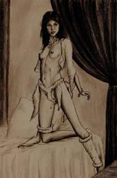 Latisha in Fur new by Zungur