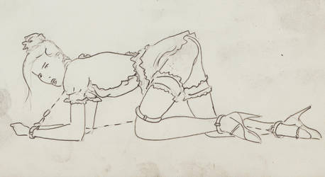 Sleen Maid Draft 1 by Zungur