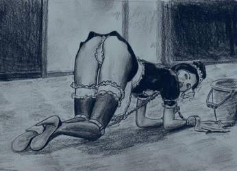 Sleen Maid by Zungur
