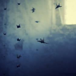 paper birds. by Luincale