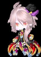 Gift: Chibi Lucius by Takahiro-Sonsaku