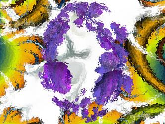 Titan Summer Sky by mowafag