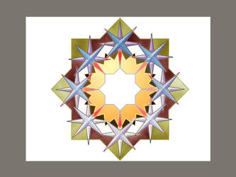 2 Squares by mowafag