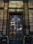 Hell-Rear-Door by mowafag