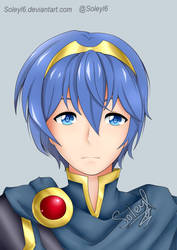 Prince Marth by Soleyl6