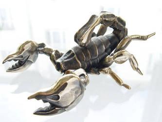 Scorpion by deaddamien