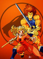The Thundercats by MoHzleE20