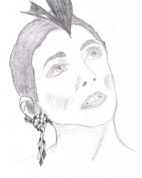Kate Bush for Morinoki by Grisznak