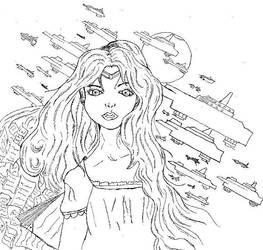 Princess Jupiter by Grisznak