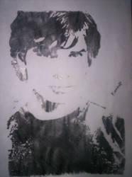Tom Welling Draw by splash-love