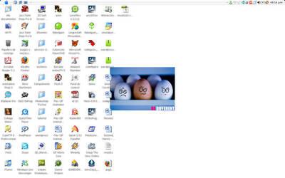 my desktop by splash-love