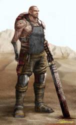 ULAG Son of Noj by SharpWriter