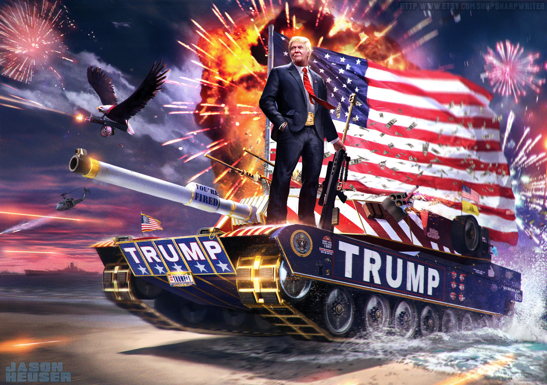 The Donald by SharpWriter