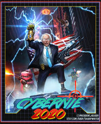 Cybernie 2020 by SharpWriter