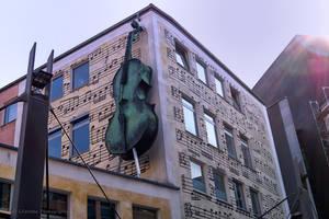Street art in Stubengasse by lifary
