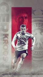 Toni Kroos - World Cup Wallpaper by Kerimov23