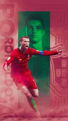 Cristiano RONALDO - Portugal Wallpaper by Kerimov23