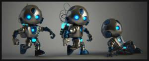 Robot test SLIK by ZeroPointPolygon
