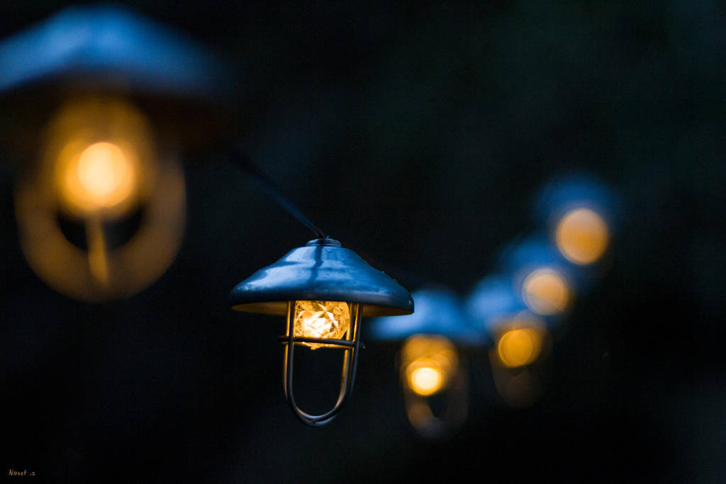 Mini lights by the13wizard