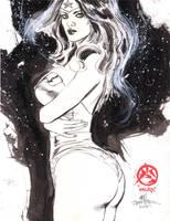 Wonder-woman-pensive-ink-2015 by synthetikxs