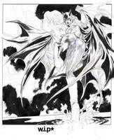 Batgirl Action 2016 by synthetikxs