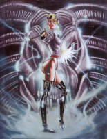 Mark Beachum 1986 Samuree by synthetikxs
