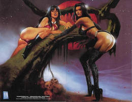 Vampirella-1997-09-harris-crossover-gallery-1n-mar by synthetikxs