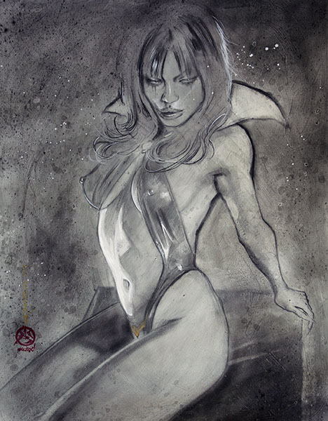 Vampi-noir by synthetikxs