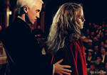 Draco and Hermione by JudyDepp