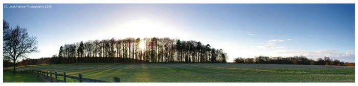 Winters End by jackhollow