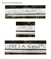 Bridge Carvings by jackhollow
