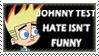 Johnny Test Hate Isn't Funny by nicegirl97