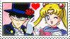 Sailor Moon x Tuxedo Mask fan stamp by nicegirl97