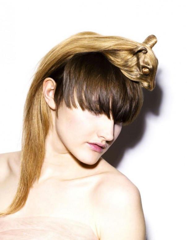 Peinados Locos 2 By Cararnvandrell On Deviantart