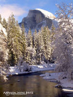 Yosemite Winter Colours by AJB-Photography